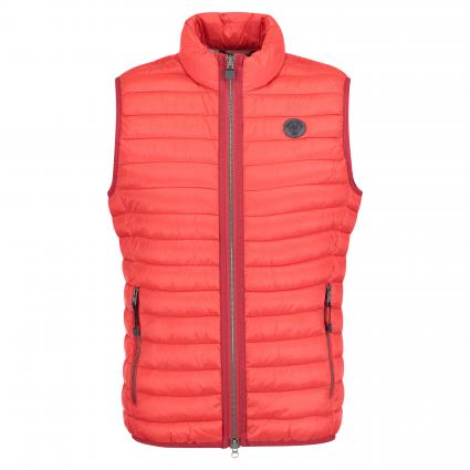 SDND Vest, regular fit, sleeveless, orange (294 aura orange) | XL