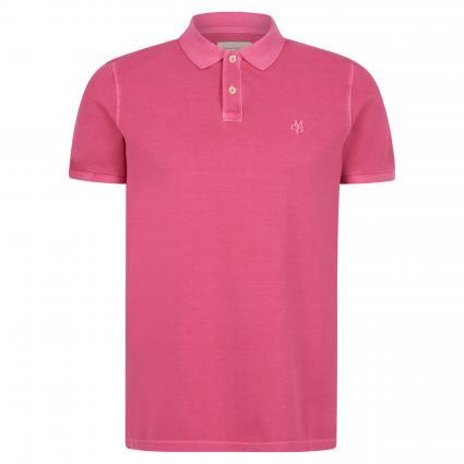 Regular-Fit Poloshirt rose (630 ibis rose)   L