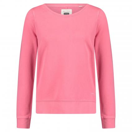 Sweatshirt aus Bio-Baumwolle beere (629 bright berry)   XS