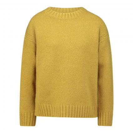 Pullover mit Rundhalsausschnitt grün (454 fresh pea) | S