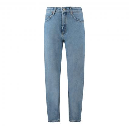 Highwaist Mom Jeans  blau (041 Bright Authentic) | 26 | 32