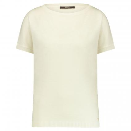 T-Shirt in Oversize weiss (118 Open White) | 38