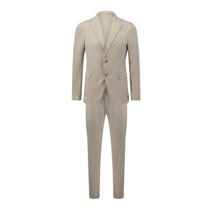 Shaped-Fit Anzug 'Solaro-Sino-D' beige (260 Medium Beige) | 54