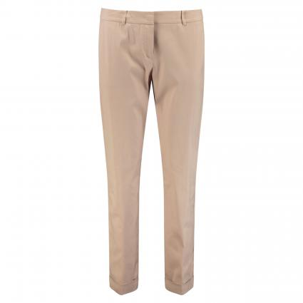 Slim-Fit Businesshose beige (261 Medium Beige) | 36