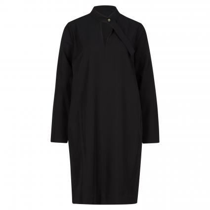 Kleid 'Dally' mit langen Ärmeln schwarz (001 Black) | 42