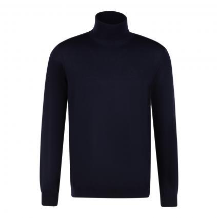 Rollkragenpullover 'Donte' marine (405 Dark Blue)   M