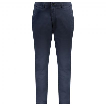 Modern-Fit Chino Hose  marine (405 Dark Blue) | 35 | 34