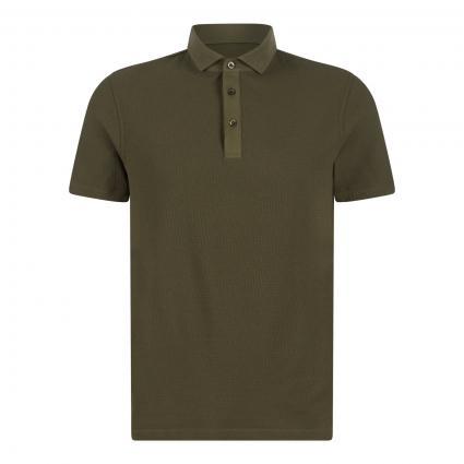 Poloshirt 'Fisher' grün (310 Medium Green) | S