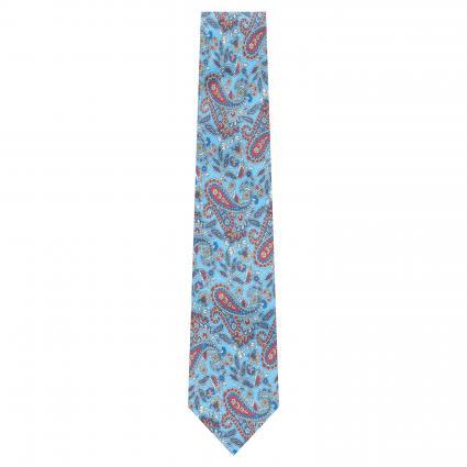 Krawatte 'Olona' mit Paisley-Muster blau (2 hellblau)   0