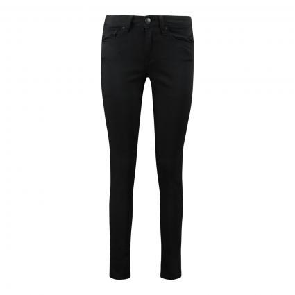 Skinny-Fit Jeans 'Adriana' schwarz (14500 double black s) | 28 | 32