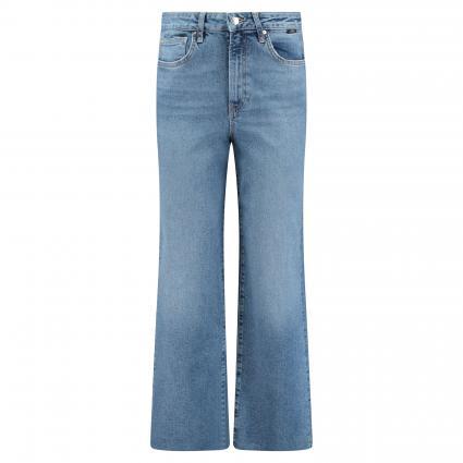 Regular-Fit Jeans 'Lia' blau (31464 mid used 90s s) | 30 | 27