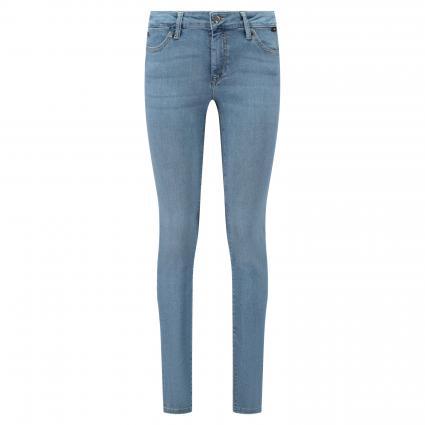 Slim-Fit Jeans 'Adriana' blau (31477 baby blue supe) | 26 | 32