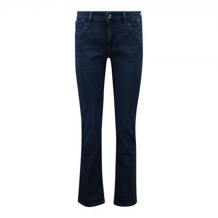Straight-Leg Jeans 'Olivia' blau (31805 ink soft super) | 27 | 30