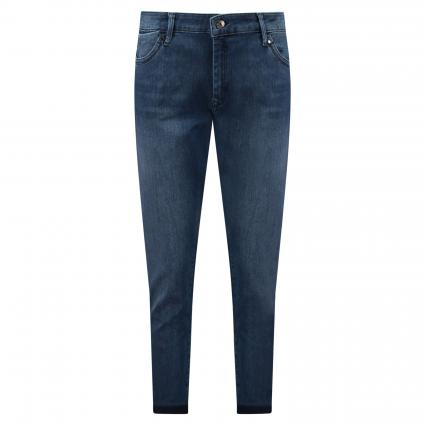 Skinny-Fit Jeans 'Lexy' blau (31804 mid ink super) | 27 | 27