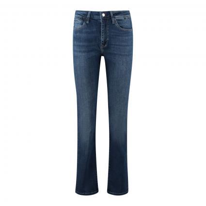Straight Leg Jeans 'Kendra' blau (32713 smoky blue chi) | 29 | 34