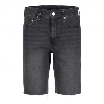 Shorts 'Gloria' im Used-Look anthrazit (33772 smoke denim) | 28
