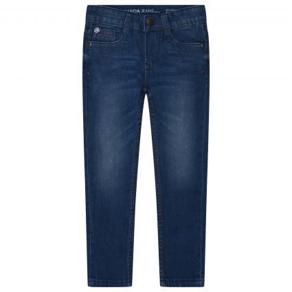 Super-Slim-Fit Jeans  blau (3210 BLUE) | 122