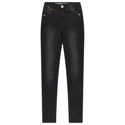 Superslim-Fit Jeans 'Rianna' schwarz (3293 BLACK) | 134