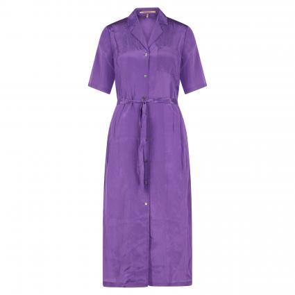Midi-Hawaiian Shirt  lila (0766 Purple)   L