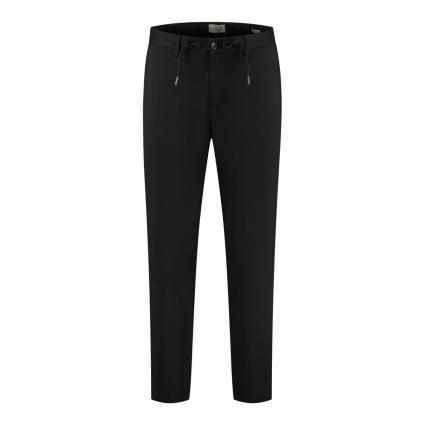 Hose 'Lancaster' im Jogging-Style schwarz (999 Black)   29   32