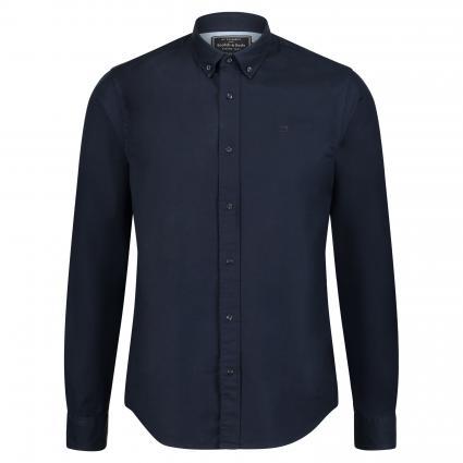 Hemd mit Button-Down Kragen marine (0002 Night) | XXL