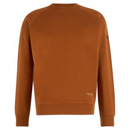 Sweatshirt mit Rundhalsausschnitt beige (0626 Teddy) | S