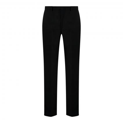 Hose 'Edie' mit weitem Bein schwarz (0008 Black) | 29