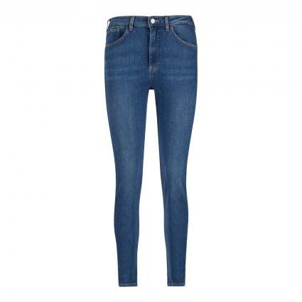 Highwaist-Jeans 'Haut' blau (4012 Time After Time) | 27 | 32