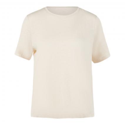 T-Shirt aus Leinen ecru (0003 Ecru) | XS