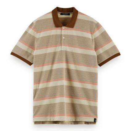 Poloshirt mit Streifenmuster divers (0218 Combo B) | XXL