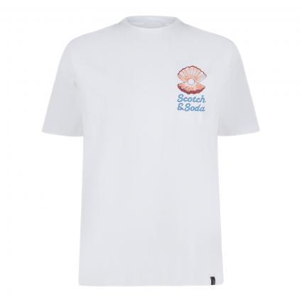 T-Shirt mit Print divers (0219 Combo C) | XXL