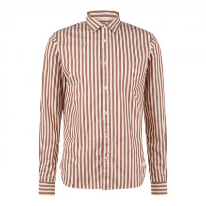 Regular-Fit Hemd mit Streifenmuster divers (0218 Combo B) | S