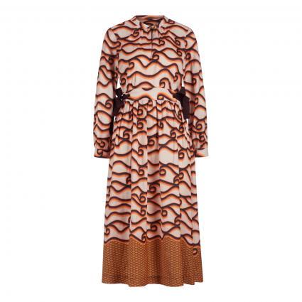 Kleid mit All-Over Druck  divers (0220 Combo D)   XS