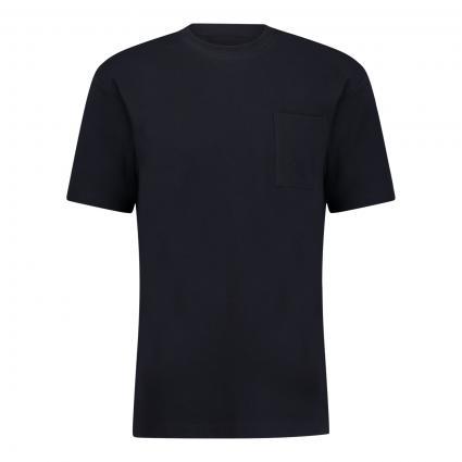 T-Shirt aus 100% Bio-Baumwolle  marine (0002 Night)   XXL