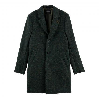 Mantel aus softer Wollmischung divers (0218 Combo B) | L