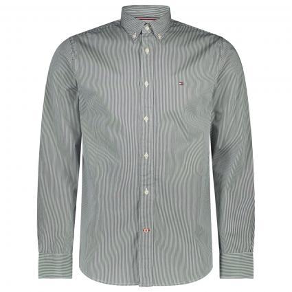 Regular-Fit Hemd mit Button-Down Kragen    blau (902 BLUE) | XXL