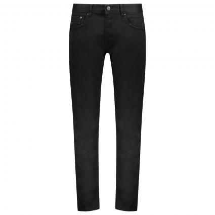 Slim Fit Jeans im 5-Pocket-Style schwarz (999) | 30 | 32