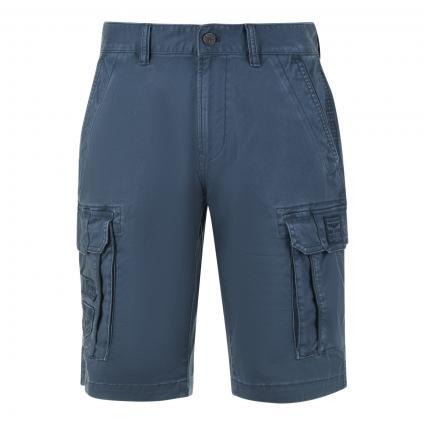 Chinoshorts mit seitlichen Taschen blau (5108 Caneel Bay)   36