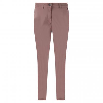 Chino Hose mit elastischem Bund  pink (TQX PINK) | 36