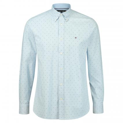 Regular-Fit Hemd mit Button-Down Kragen blau (0A4 BLUE) | L
