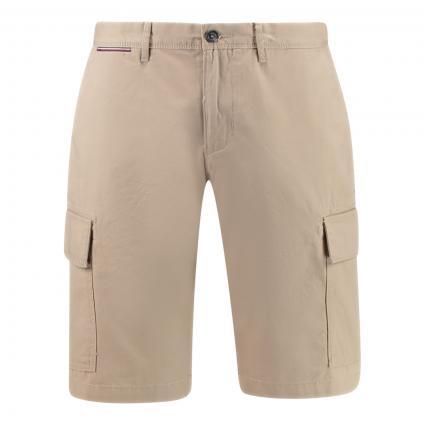 Bermuda 'John' im Cargo-Stil beige (AEG BEIGE) | 38