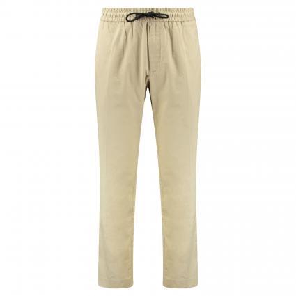 Chino mit elastischem Bund beige (AEQ BEIGE)   34