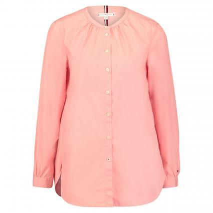 Bluse mit Stehkragen pink (TH8 PINK) | 40