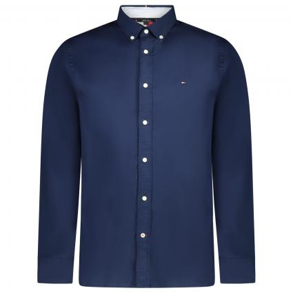 Regular-Fit Button-Down Hemd  blau (DCC BLUE) | S