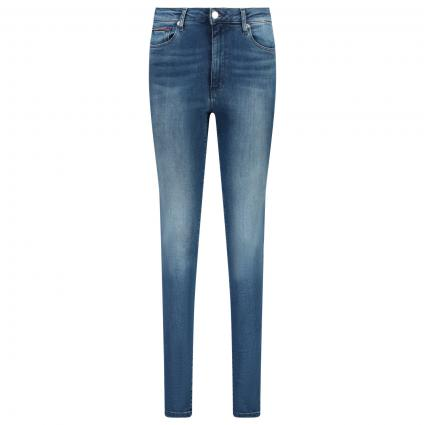 Skinny-Fit Jeans 'Sylvia' blau (1A5 DENIM) | 30 | 30