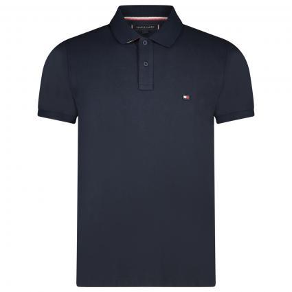Slim-Fit Poloshirt  blau (DW5 BLUE) | L