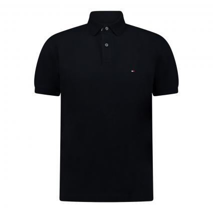 Regular-Fit Poloshirt mit Label-Stickerei  blau (DW5 BLUE) | XXL