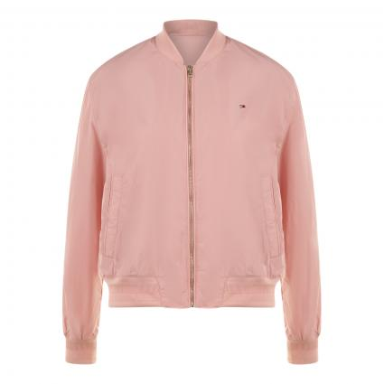 Blouson mit breiten Bündchen pink (TQS PINK)   XL