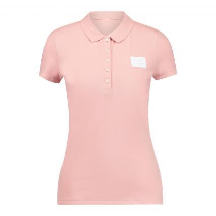 Poloshirt mit Knopfleiste pink (TQS PINK)   XXL