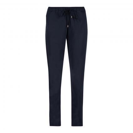 Hose mit elastischem Bund blau (DW5 BLUE) | 36